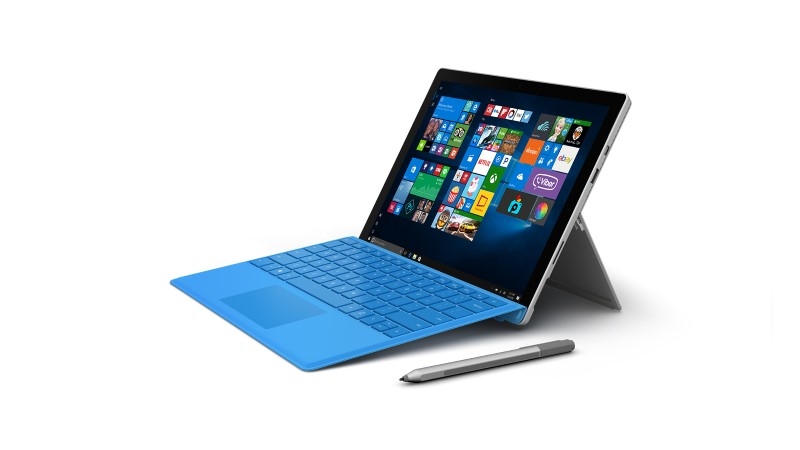Microsoft Surface Pro 4 Windows 8 X64