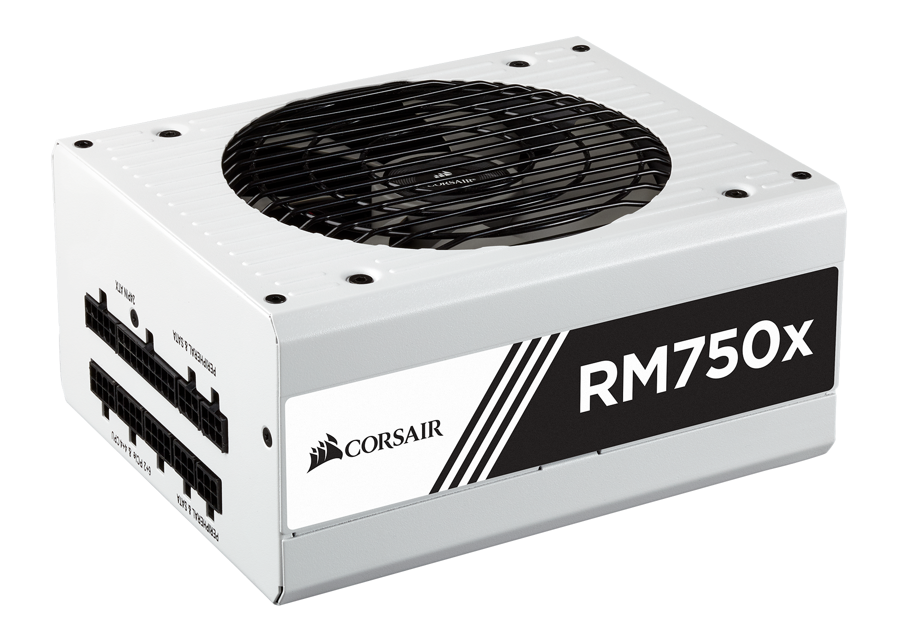 Corsair Rm750x White Cp 9020155 Na 750w Atx12v Eps12v 80 Plus Gold Antec Power Supply Tester Media