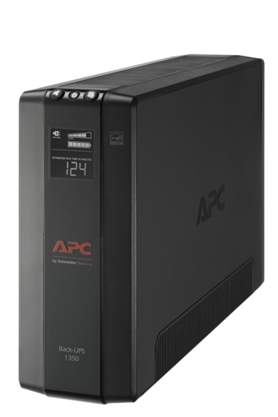 APC by Schneider Electric Back-UPS BX Compact BX1350M