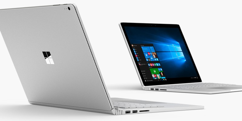 microsoft surface book product details