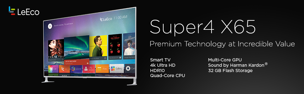 LeEco Super4 X65 4 UHD