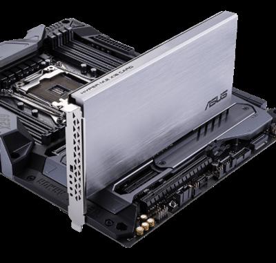 Intel VROC-Unterstützung