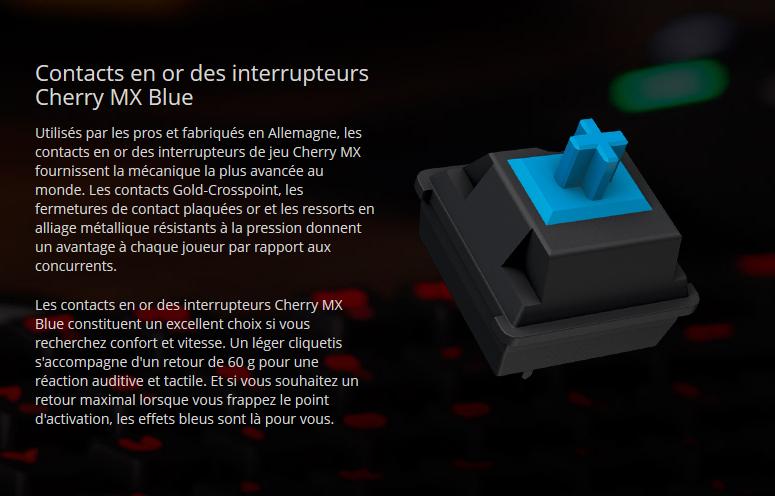 MX Blue