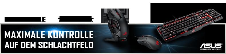 ASUS ROG Strix Impact Gaming Maus