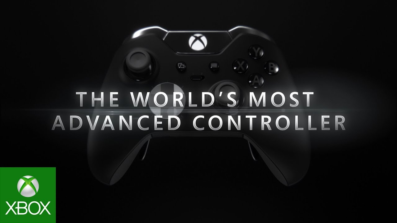 slide 1 of 11,show larger image, xbox elite wireless controller