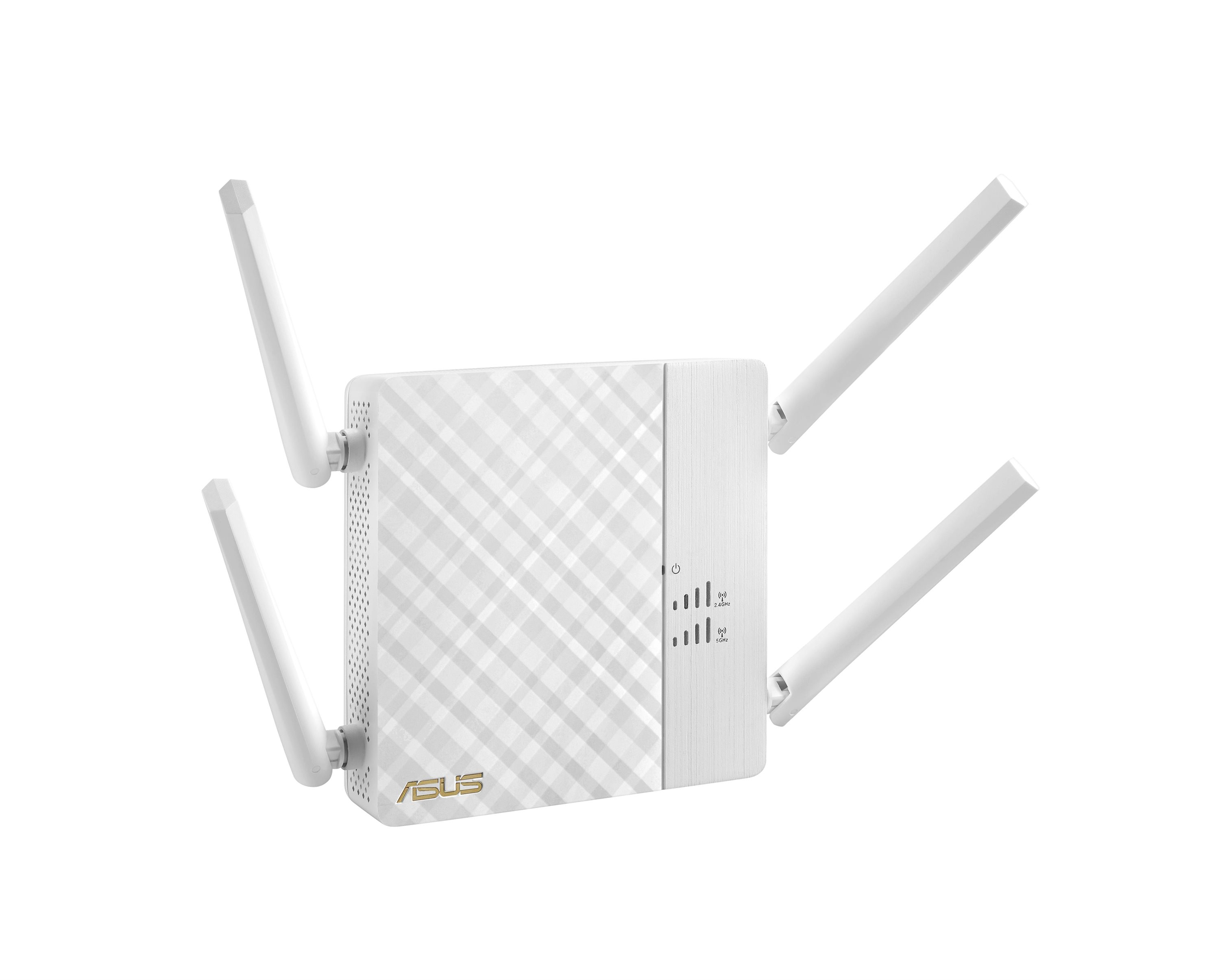 wlan dual band repeater asus rp ac87 ac2600 netzwerk wlan router. Black Bedroom Furniture Sets. Home Design Ideas