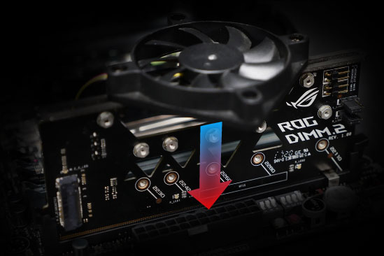 ASUS ROG Zenith Extreme Gaming Mainboard