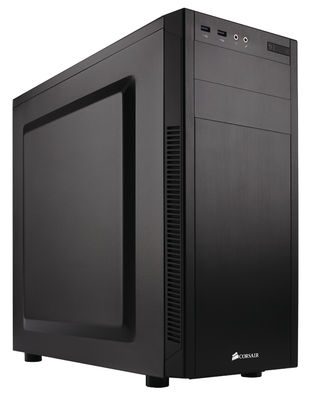 Pm preview: corsair carbide series 100r and 100r silent edition pc.
