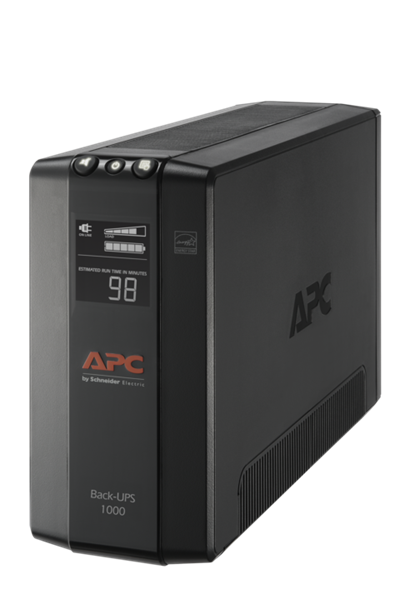 APC by Schneider Electric Back-UPS BX Compact BX1000M