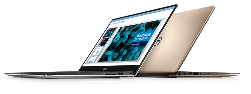 XPS 13: Erasing borders, starting with the display.