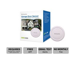 Asante Text, Email and Push Notification Garage Door Opener Sensor