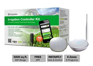 Asante Irrigation Controller Kit