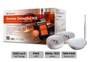 Asante Smoke Detector Kit