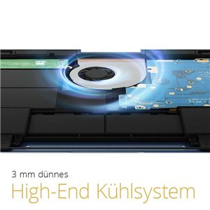 Ultrakompaktes Zen-Design