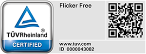 Flicker-Free Technologie