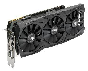 ASUS ROG Strix GeForce® GTX 1080 Ti 11GB Gaming Grafikkarte