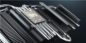 DirectCU III-Technologie mit Direct-GPU Contact Heatpipes