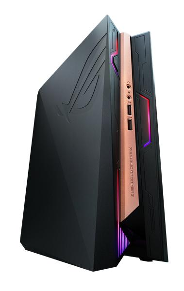 ASUS GR8 II Mini-Gaming PC