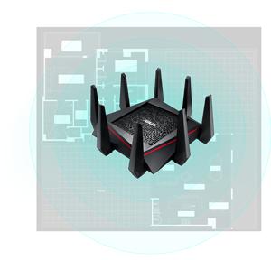 Unschlagbare WLAN-Signalabdeckung