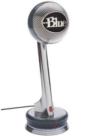 NESSIE Adaptive USB Microphone for Fearless Recording