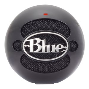 SNOWBALL Classic Studio-Quality USB Mic - Gloss Black