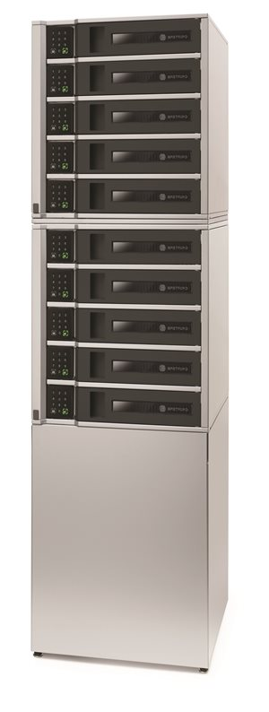 TechGuard Charging Lockers - 10-Bay