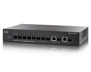 Cisco SG300-10SFP Managed Switch