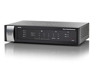 RV320 Dual Gigabit WAN VPN Router