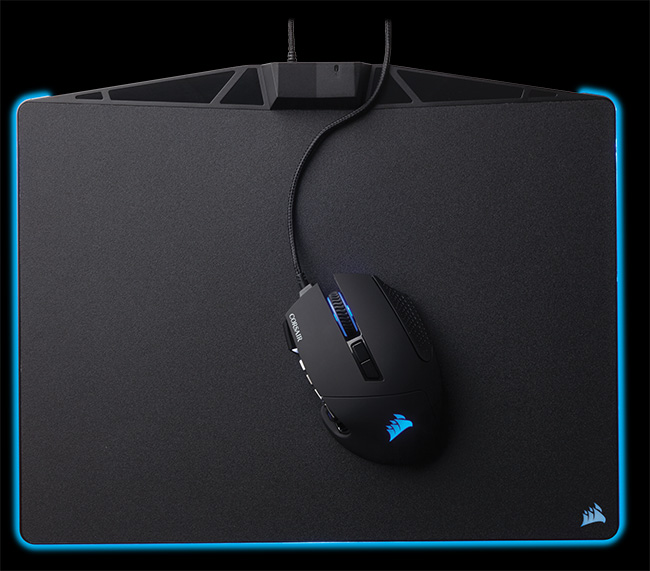 Corsair Gaming MM800 RGB Polaris Mouse Pad - Newegg com