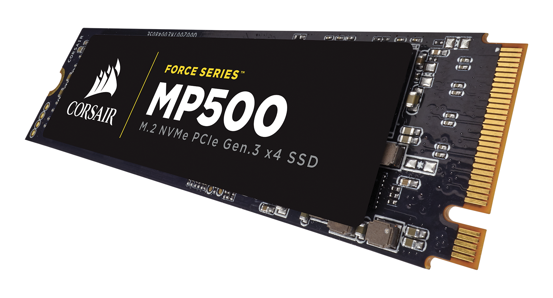 CORSAIR FORCE Series MP500 240GB NVMe PCIe Gen3 x4 M.2 SSD Solid State Storage Up to 3,000MB//s