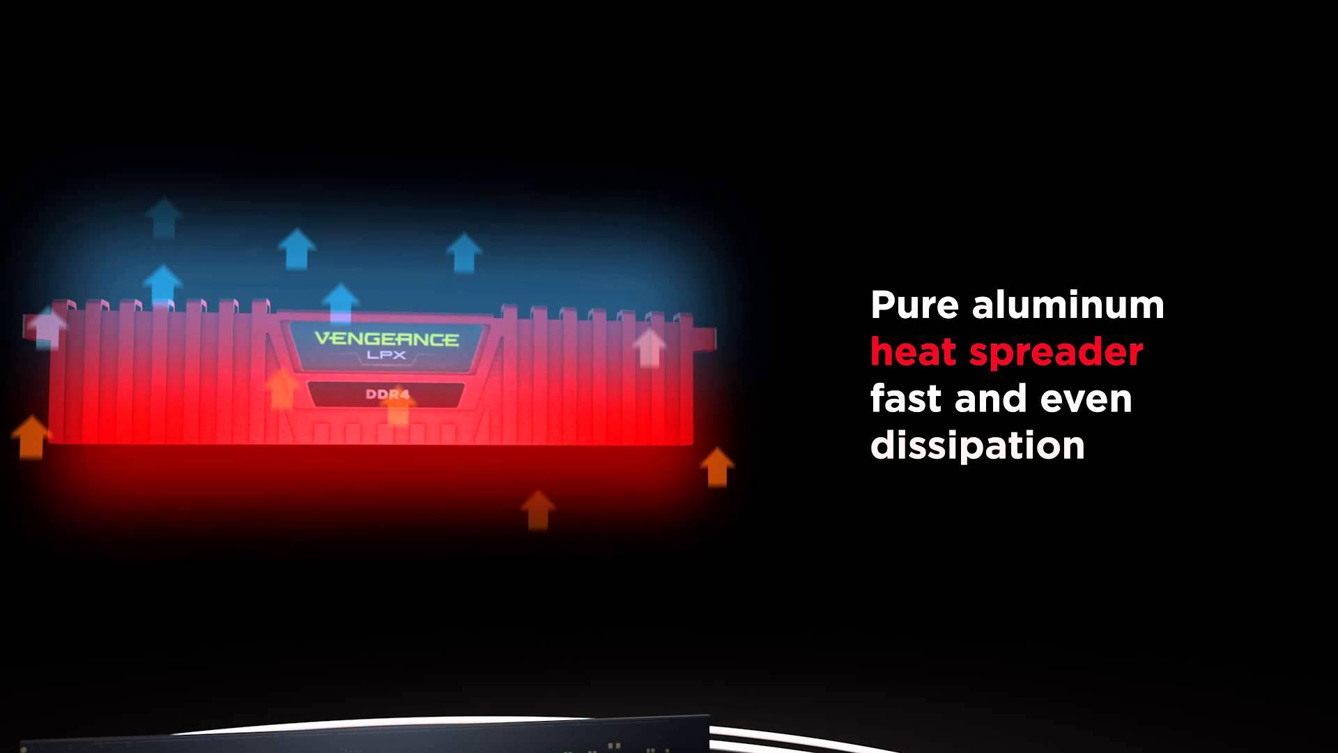 diapositiva 1 de 5,aumentar tamaño, introducing vengeance lpx high-performance ddr4 memory