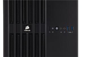 USB 3.0 Ports an der Vorderseite