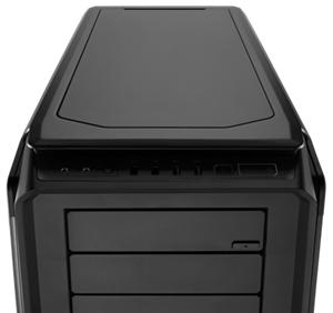 Front-I/O-Abdeckung mit USB 3.0 und USB 2.0 Anschlüssen