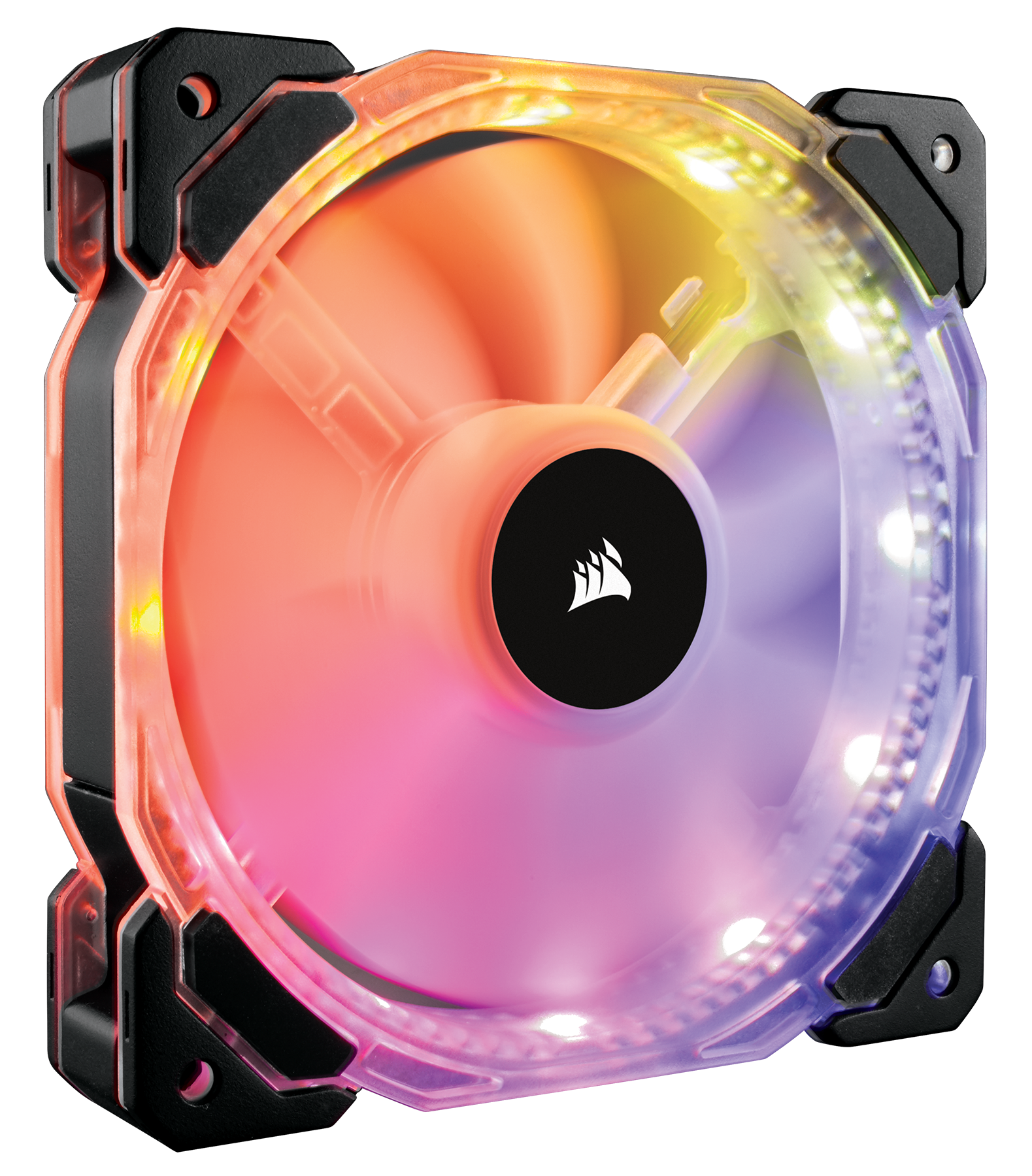 CORSAIR HD Series, HD140 RGB LED, CO-9050069-WW, 140mm High ...