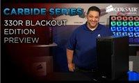 Leises Midtower-Gehäuse der Carbide Series 330R Blackout Edition