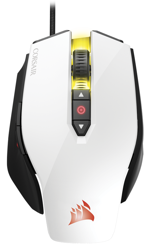 corsair m65 pro rgb fps gaming mouse