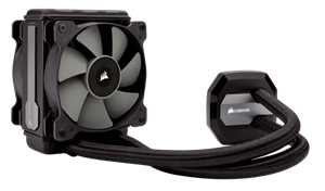 The flexible, powerful 120mm liquid CPU cooling system for high performance PCs.
