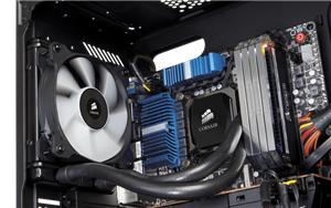 Prozessorkühler Hydro Series H60 mit Kühlmittel