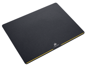 Low-friction, high-performance mouse mat optimized for gaming sensors.