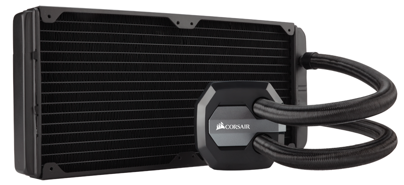 slide 3 of 8,show larger image, a 280mm radiator and dual sp140l pwm fans provide the extreme cooling you need for highly overclocked cpus