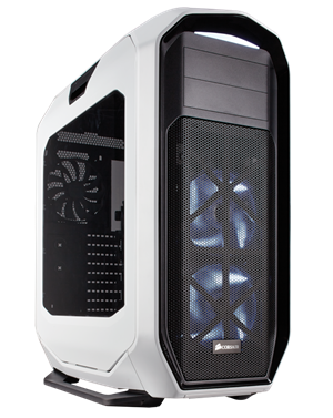 Graphite Series 780T Full-Tower-Gehäuse, Arctic White