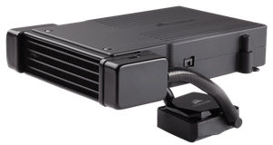 Quiet, powerful low-profile liquid CPU cooling for high-performance Mini-ITX PCs