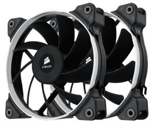 High Airflow for Efficient Large-Volume Cooling