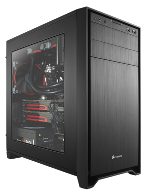 The Micro ATX case for high-performance system builds