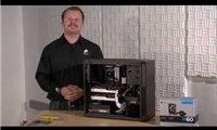 Corsair Hydro Series H60 Liquid CPU Cooler Installation How-To Guide