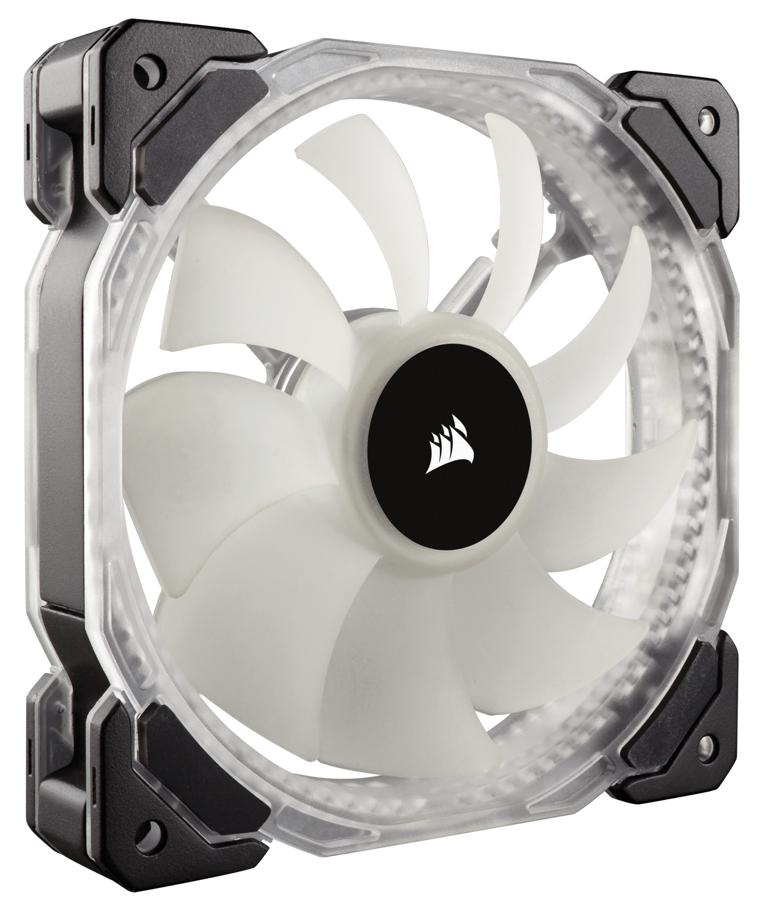 Corsair Hd Series Hd120 Rgb Led 120mm High Performance By A Pull Chain Or In Some Newer Fans Wireless Remote Individually Addressable Pwm Case Fan Co 9050067 Ww 3 Pack