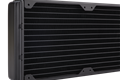 Zwei SP120L PWM-Lüfter mit Überwachung und Steuerung über Corsair Link für extrem leistungsstarke CPU-Flüssigkeitskühlung