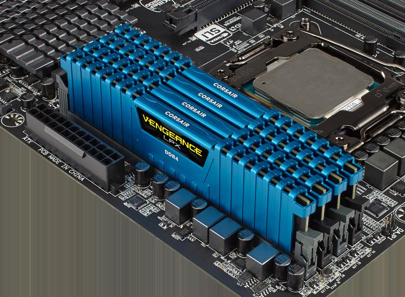 16GB (2x8GB) Corsair Vengeance LPX 3000MHz DDR4 Memory
