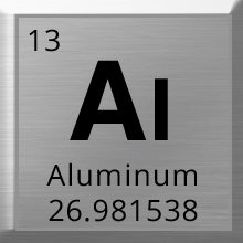 Aluminum Top Panel