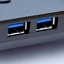 Two-Port USB 3.0 SuperSpeed Hub